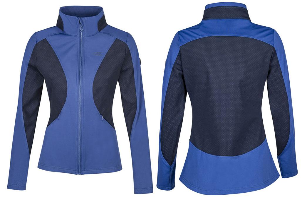 Equiline Ladies Era Soft Shell Jacket